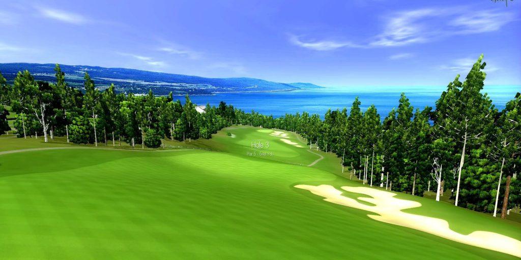 I need Golf - E6 Connect Golfplatzsimulation Vorschau Fitness
